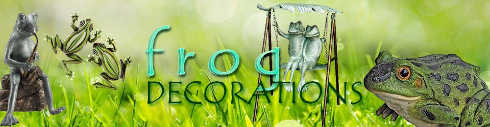 Frog Decorations